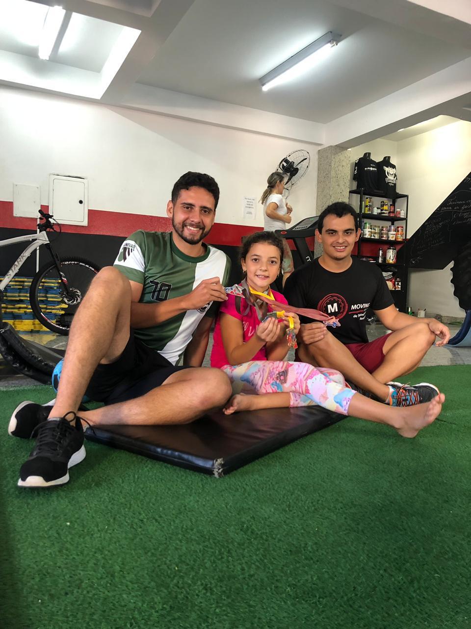 Criança pode treinar?