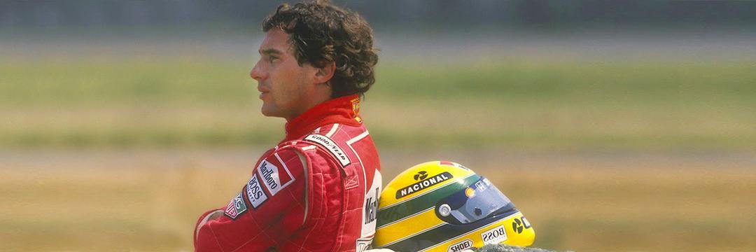 Ayrton Senna e sua Marca Pessoal