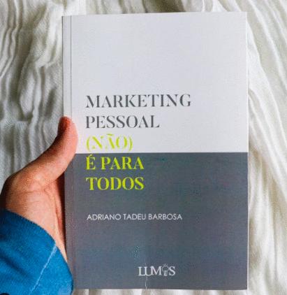 Construa o seu Plano de Marketing Pessoal na prática com o livro