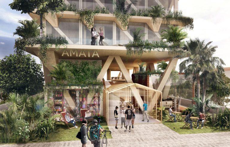 Qual o papel da madeira na arquitetura contemporânea?