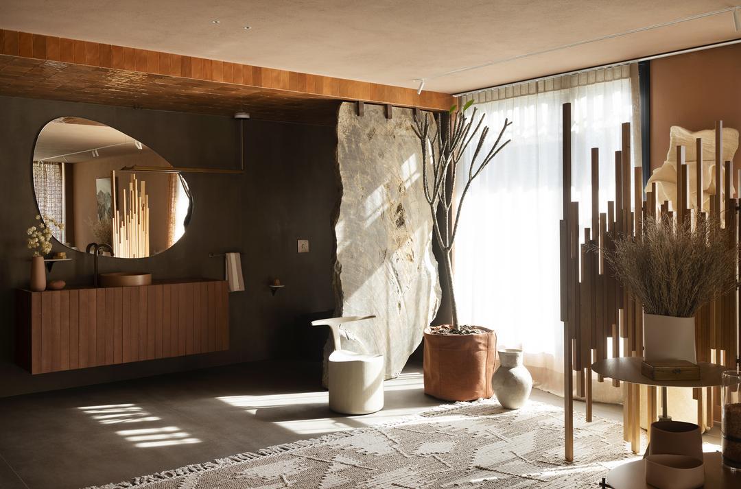 Sutis ou encorpados, detalhes fazem toda diferença na produção dos projetos de banheiros