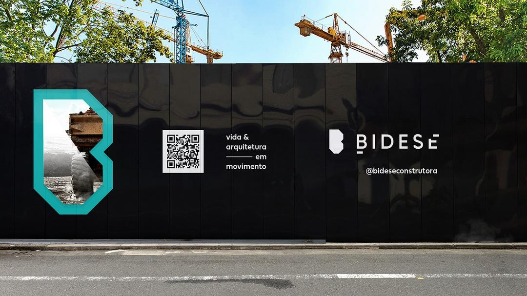 Com foco em design e inovação, Construtora Bidese lança nova identidade visual