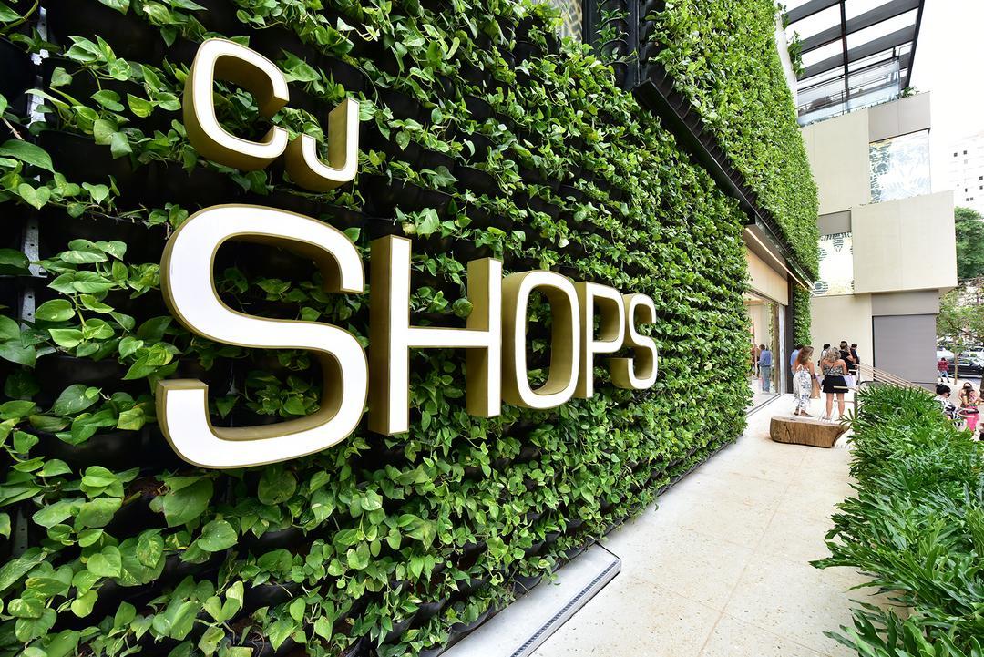 CJ Shops Jardins em São Paulo, novo empreendimento de luxo do grupo JHSF, destaca marcas para casa