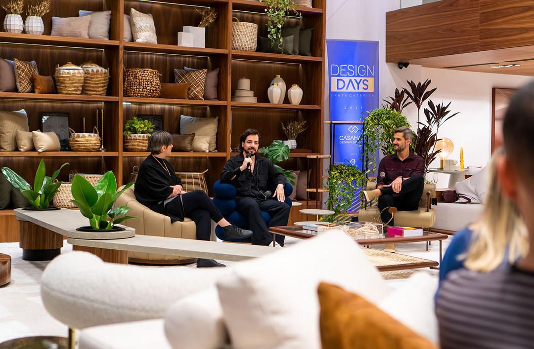Design Days desdobra pensamentos para o agora no Casahall Design District em Balneário Camboriú