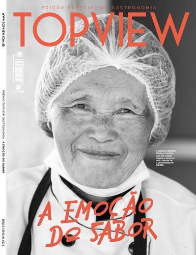 Senhora Chung é a personalidade da capa na quarta edição do Prêmio TOPVIEW Gastronomia