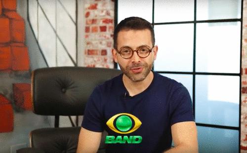 Marketing Pessoal em 4 estratégias com Adriano Tadeu Barbosa para a TV BAND MG