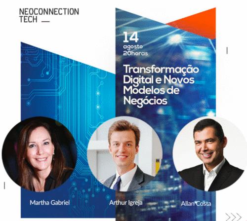 Transformação Digital e Inteligência Artificial no Neoconnection Tech em Curitiba/PR