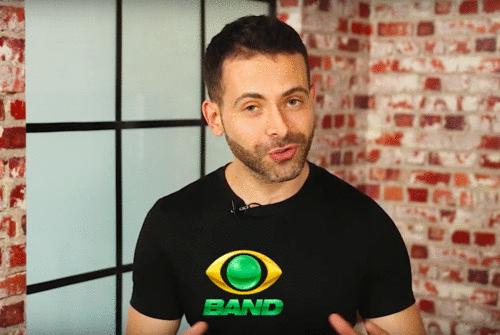 Marketing Pessoal em uma Microtemporada na TV BAND MG