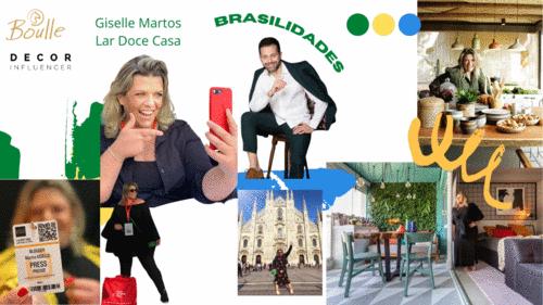 Brasil (re)descoberto EP 04 - Giselle Martos e seus mais de 235 mil seguidores no Lar doce Casa