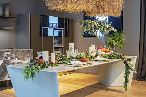Inspirações para mesas festivas Artefacto Curitiba e Bergerson Presentes