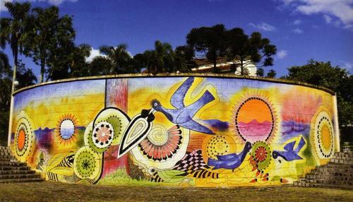 O paranismo como movimento regionalista do Paraná
