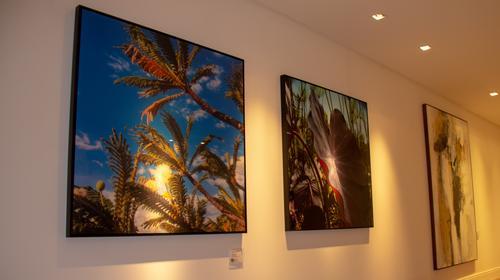 Exposição 'Mares da Arte' recebe o público gratuitamente até o final do verão em Balneário Camboriú/SC